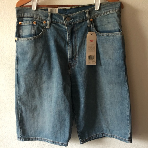 Levi's Other - NWT Levi's 569 loose straight shorts